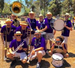 Seaside Brass band photo